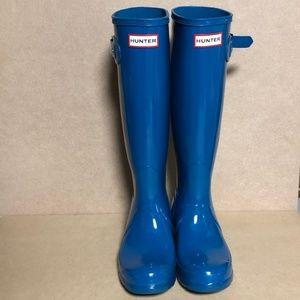 NWOB Hunter Classic Tall Glossy Rainboots